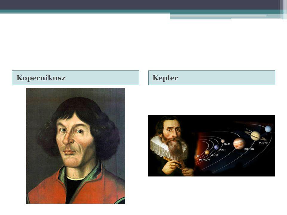 Kopernikusz Kepler