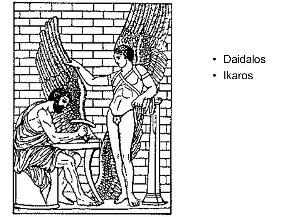Daidalos Ikaros