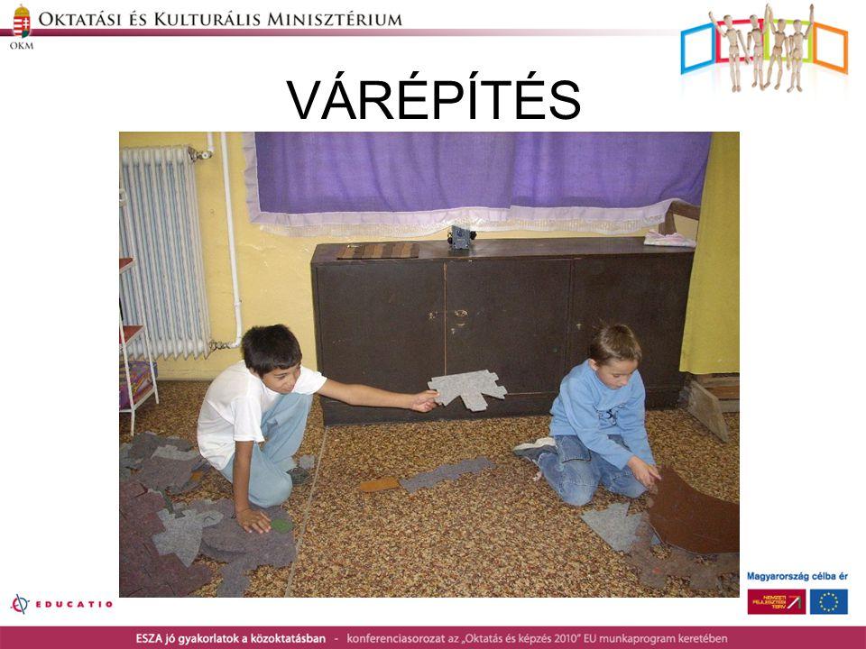 VÁRÉPÍTÉS