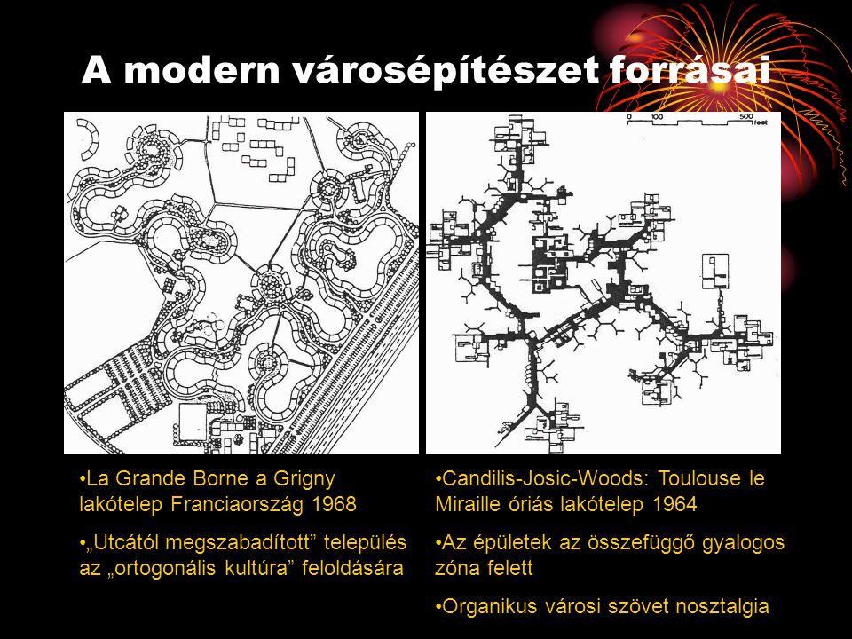 A modern városépítészet forrásai