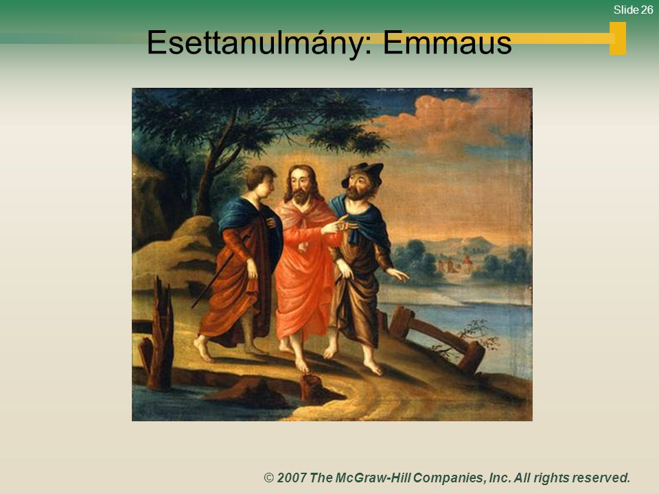 Esettanulmány: Emmaus