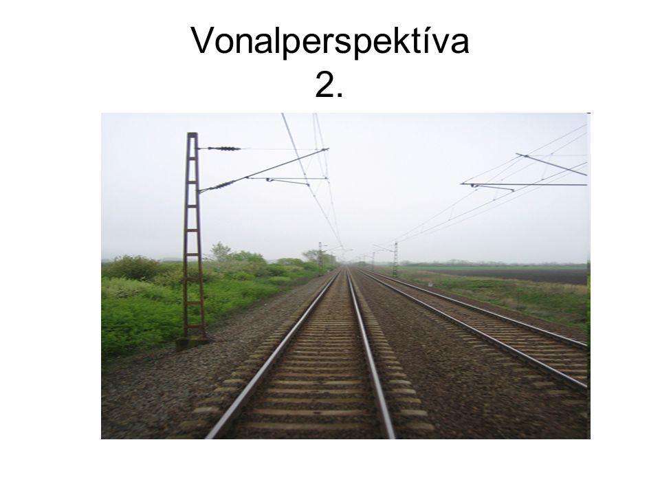Vonalperspektíva 2.