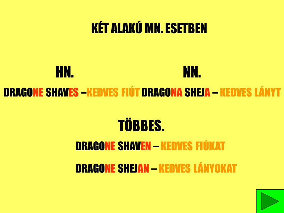 DRAGONE SHAVES –KEDVES FIÚT
