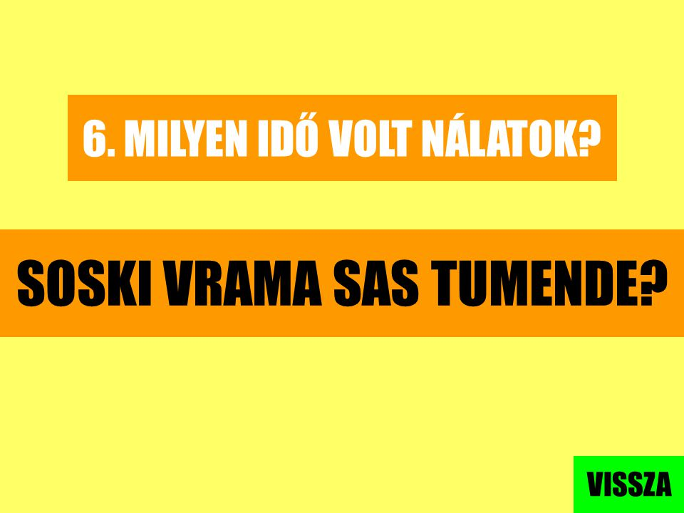 SOSKI VRAMA SAS TUMENDE