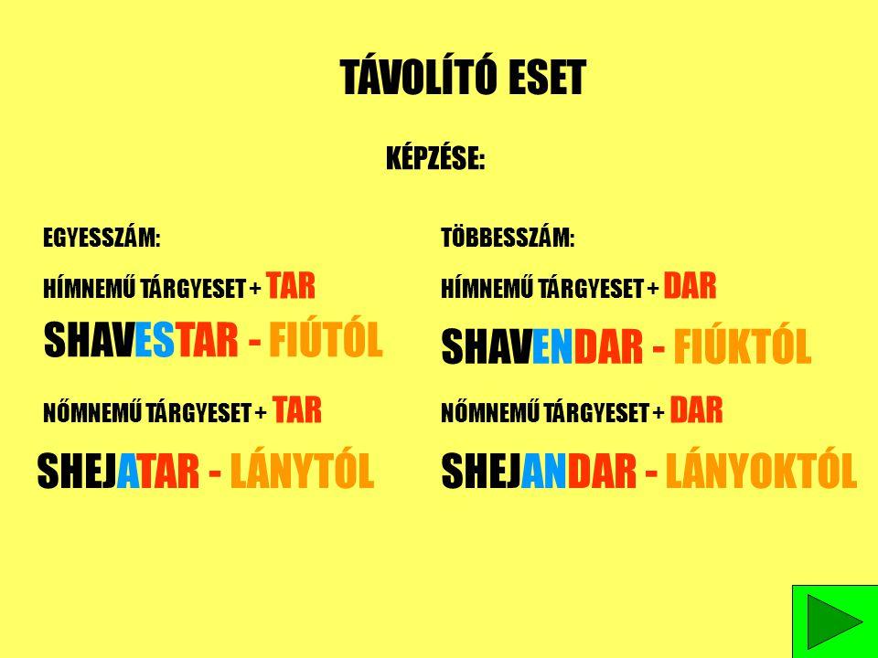 TÁVOLÍTÓ ESET SHAVESTAR - FIÚTÓL SHAVENDAR - FIÚKTÓL