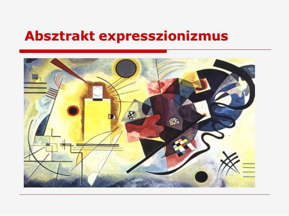 Absztrakt expresszionizmus