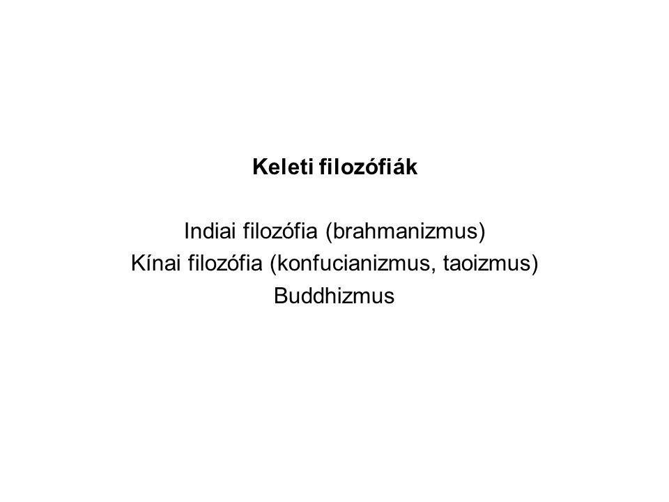 Indiai filozófia (brahmanizmus)