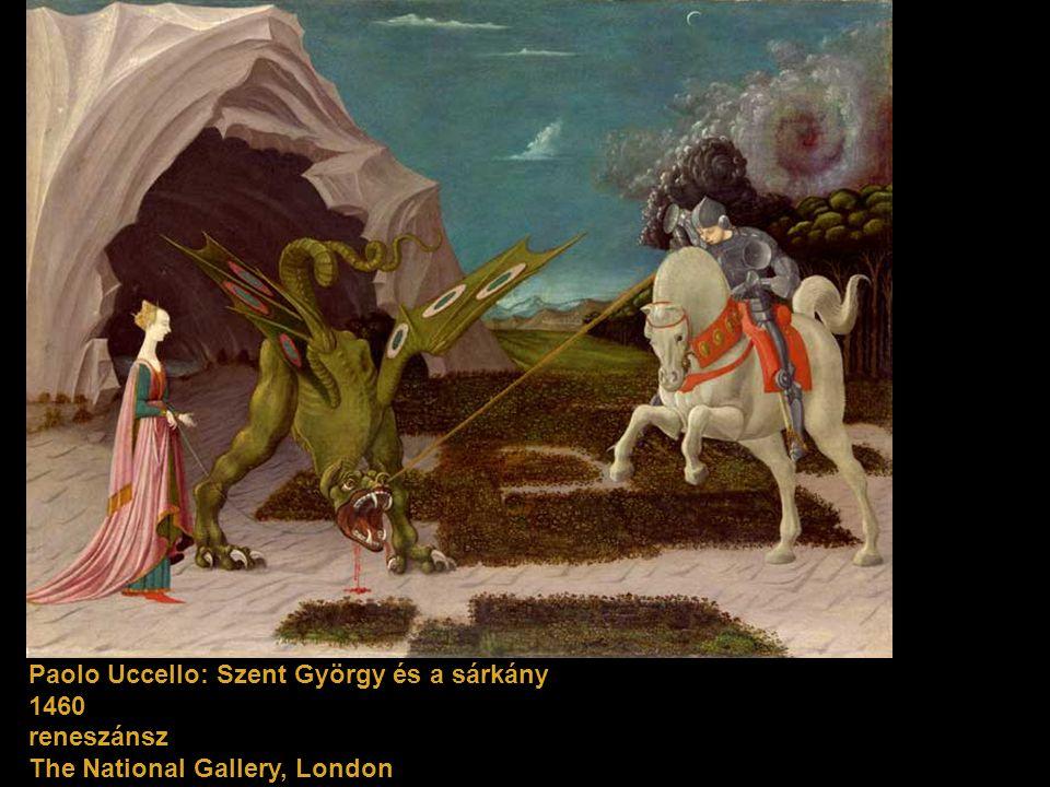 Paolo Uccello: Szent György és a sárkány