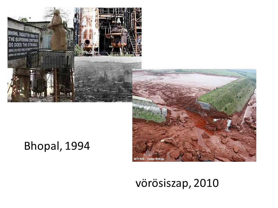Bhopal, 1994 vörösiszap, 2010