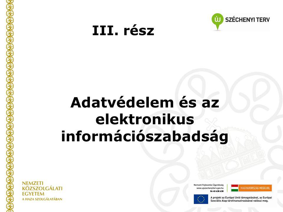 E-közigazgatás az ügyfélszolgálatban - Oktatói kézikönyv