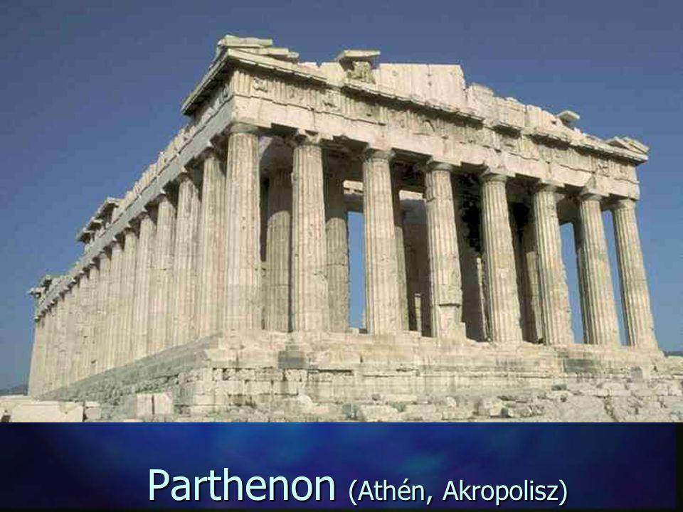 Parthenon (Athén, Akropolisz)