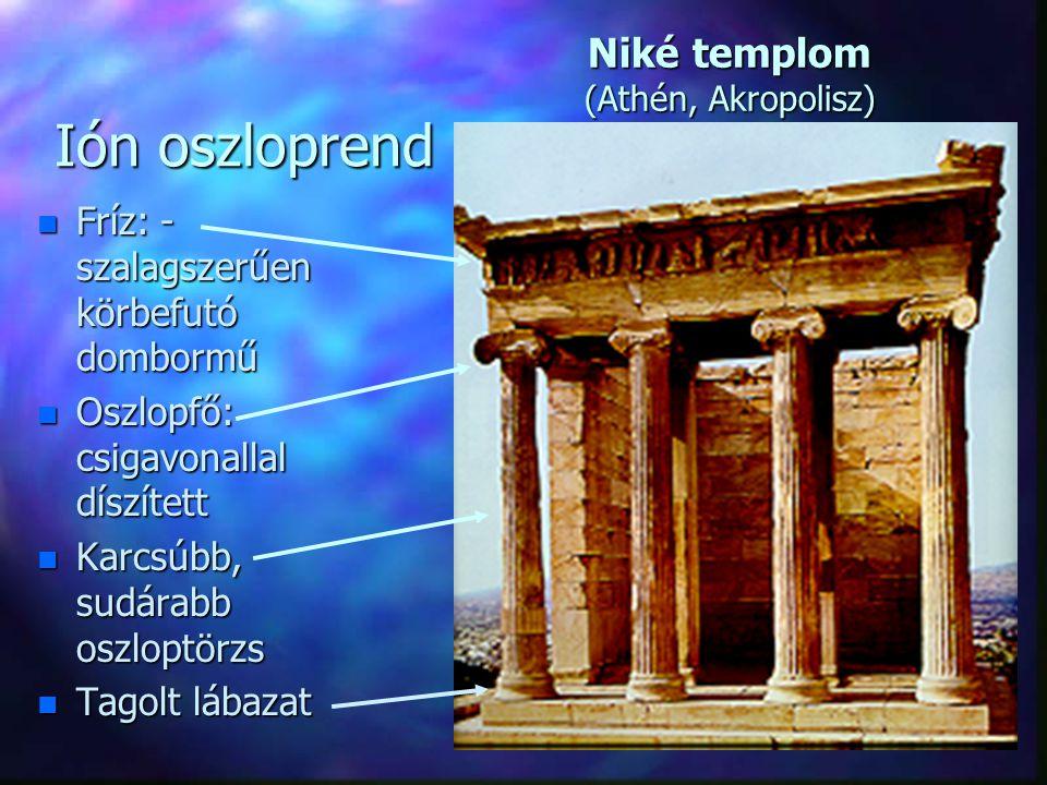 Niké templom (Athén, Akropolisz)
