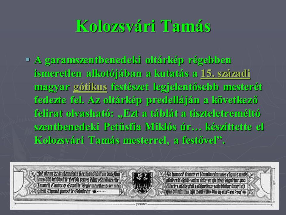 Kolozsvári Tamás