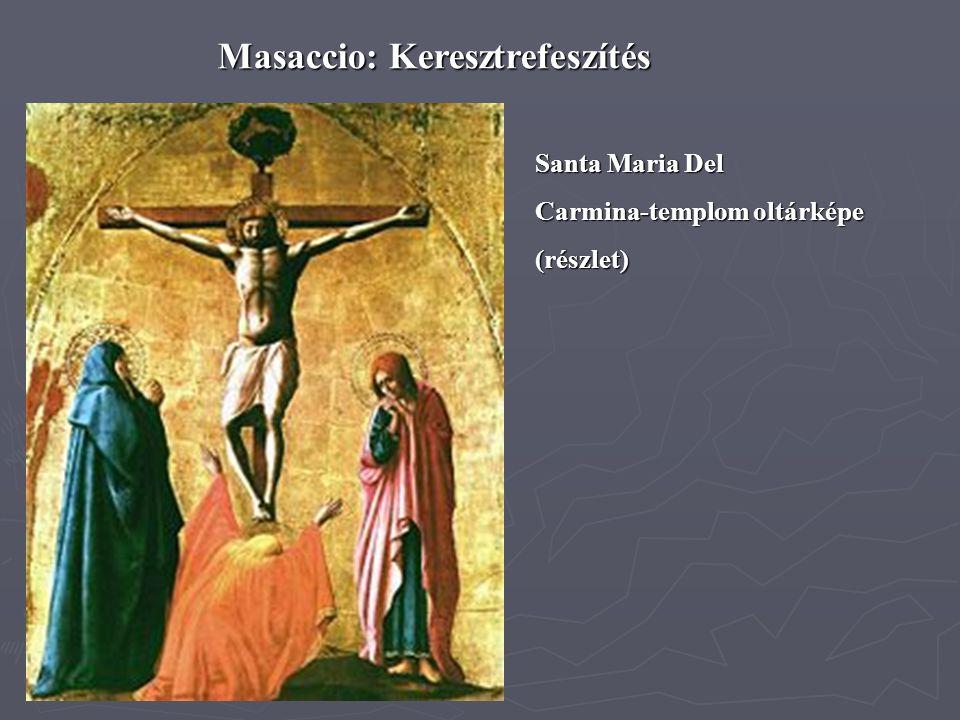 Masaccio: Keresztrefeszítés