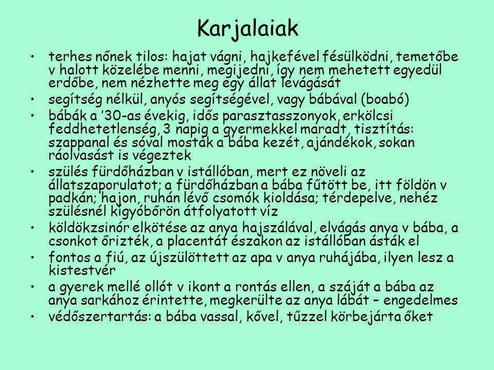 Karjalaiak