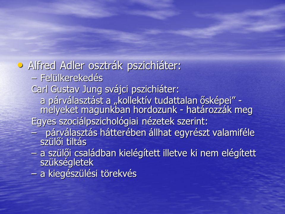 Alfred Adler osztrák pszichiáter: