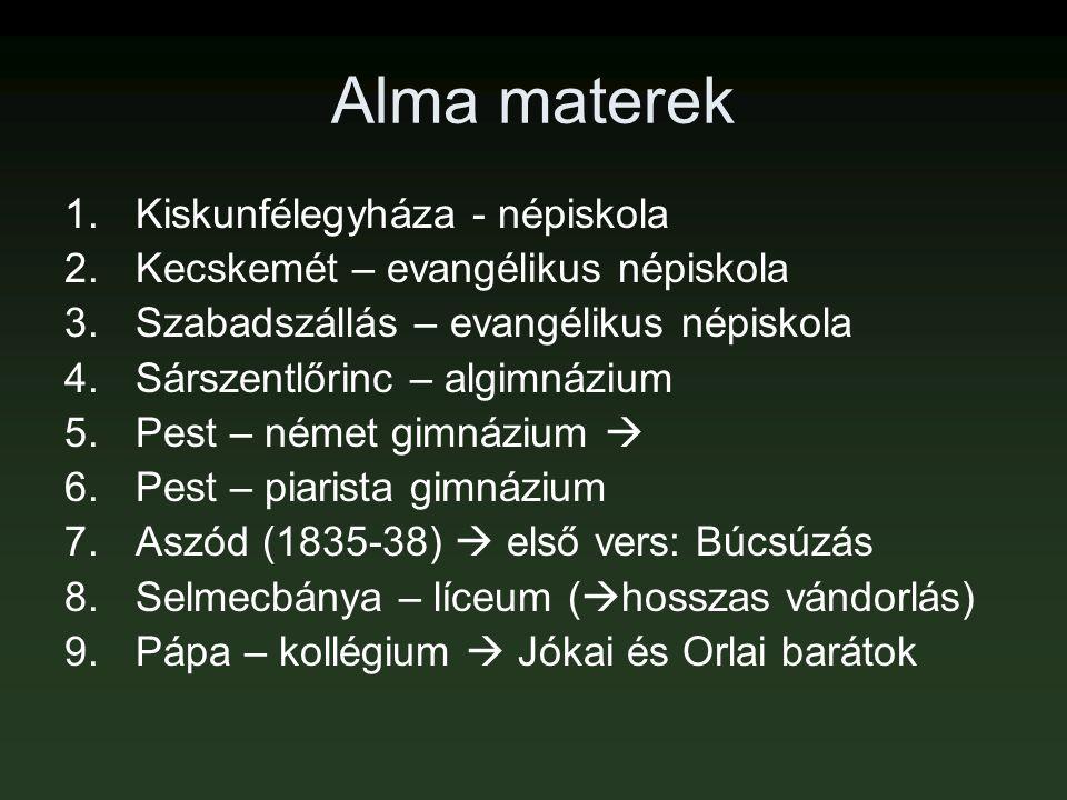 Alma materek Kiskunfélegyháza - népiskola