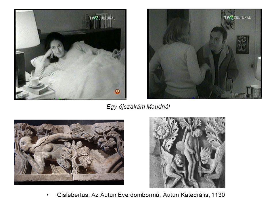 Gislebertus: Az Autun Eve dombormű, Autun Katedrális, 1130