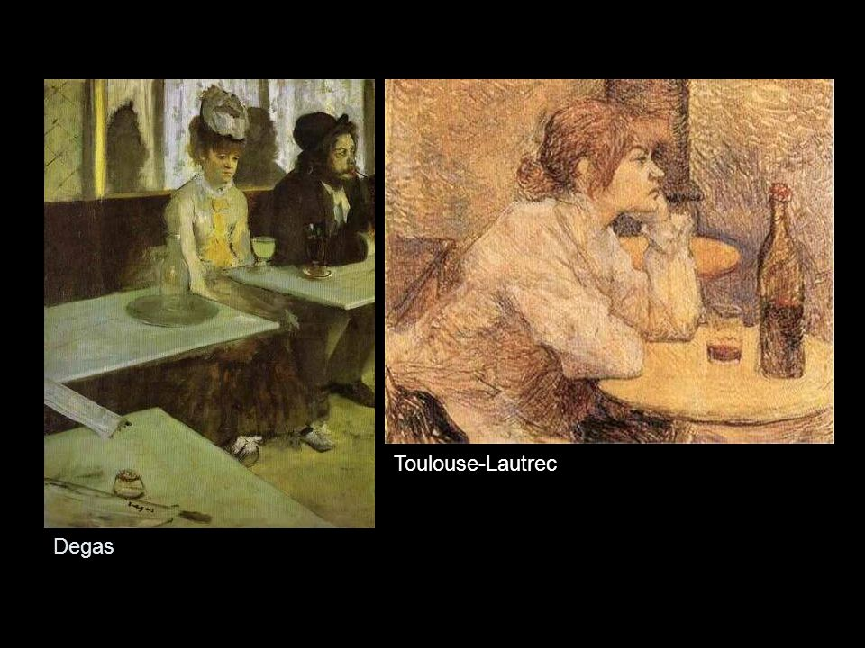 Toulouse-Lautrec Degas