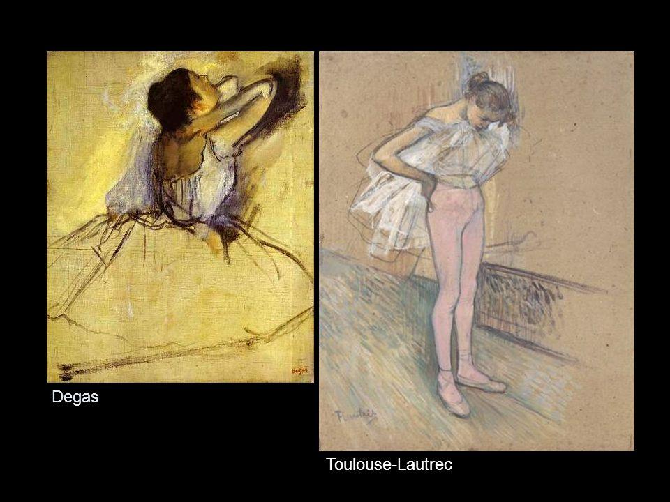 Degas Toulouse-Lautrec