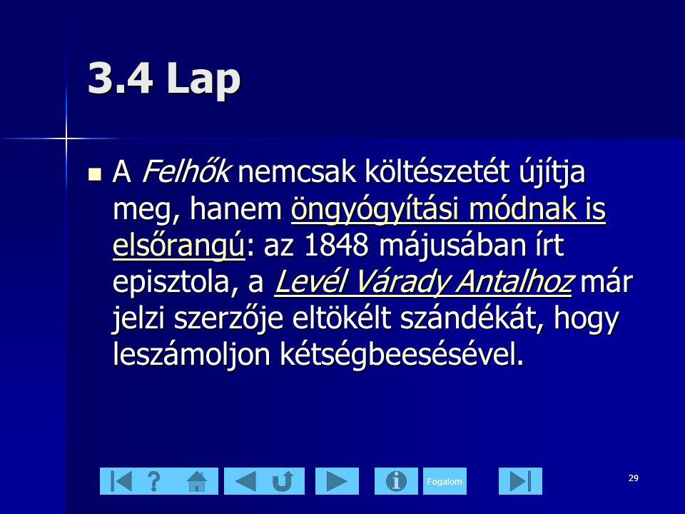 3.4 Lap