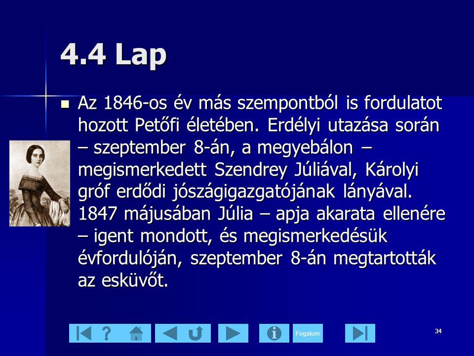 4.4 Lap