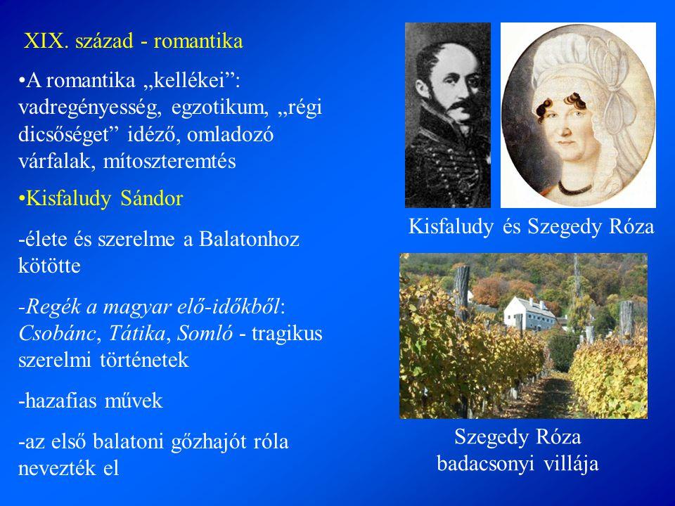 -élete és szerelme a Balatonhoz kötötte