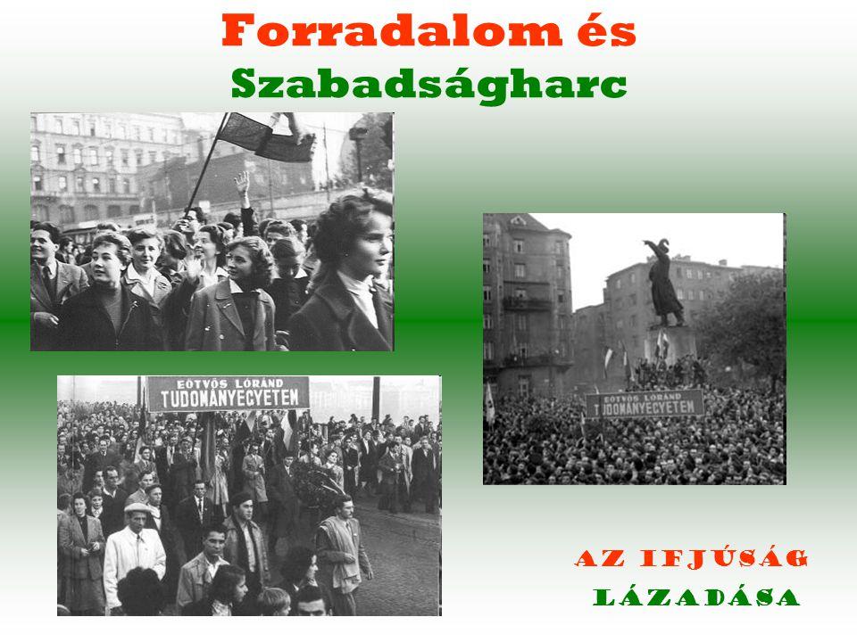 Forradalom és Szabadságharc