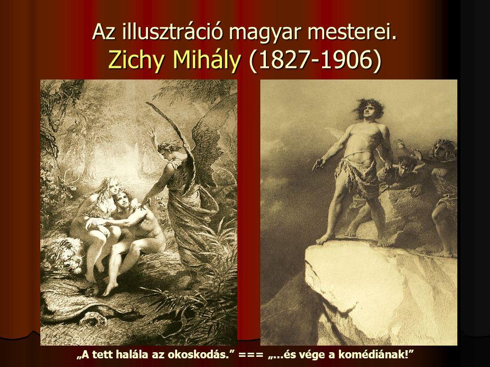 Az illusztráció magyar mesterei. Zichy Mihály (1827-1906)