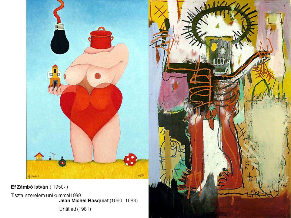 Jean Michel Basquiat (1960- 1988)