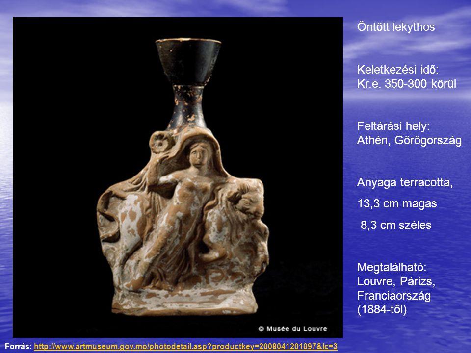 Keletkezési idő: Kr.e. 350-300 körül