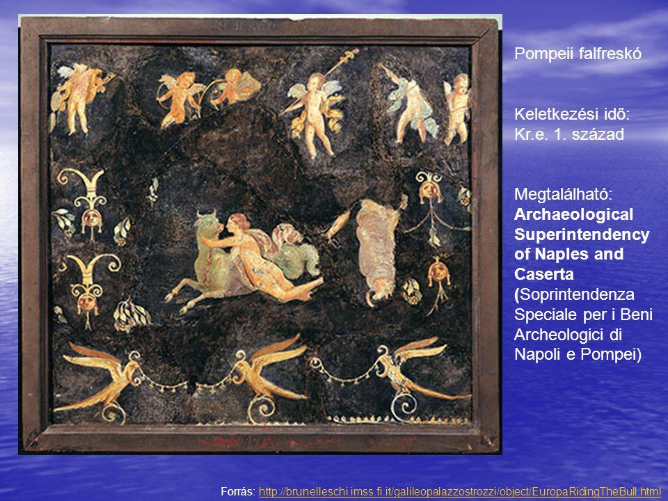 Keletkezési idő: Kr.e. 1. század