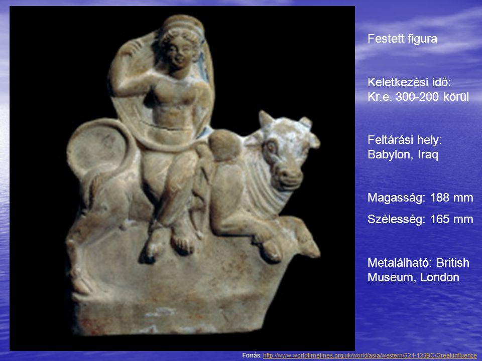 Keletkezési idő: Kr.e. 300-200 körül