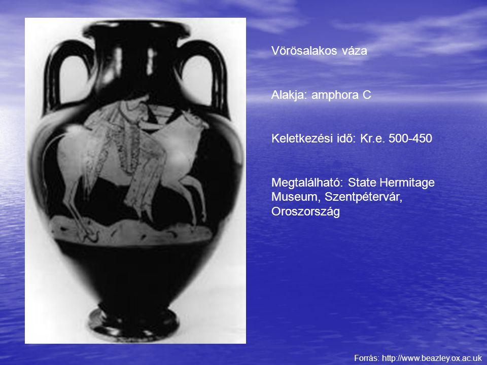Megtalálható: State Hermitage Museum, Szentpétervár, Oroszország