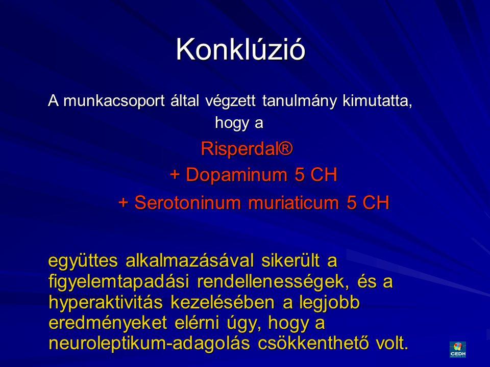 + Serotoninum muriaticum 5 CH