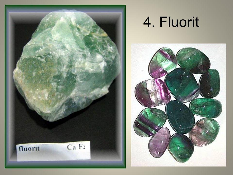 4. Fluorit