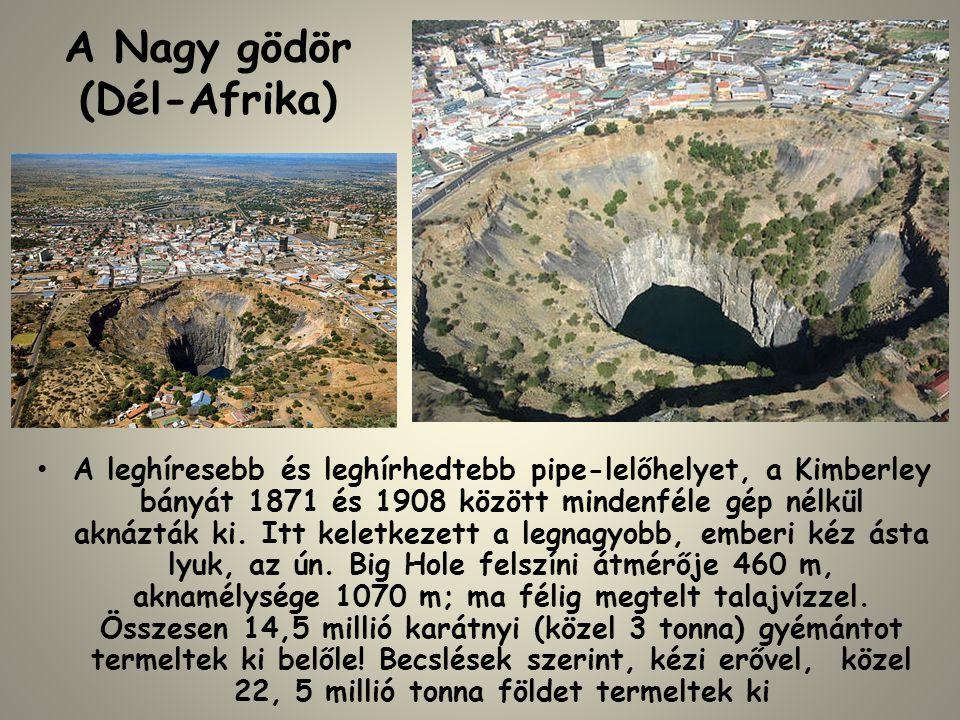 A Nagy gödör (Dél-Afrika)
