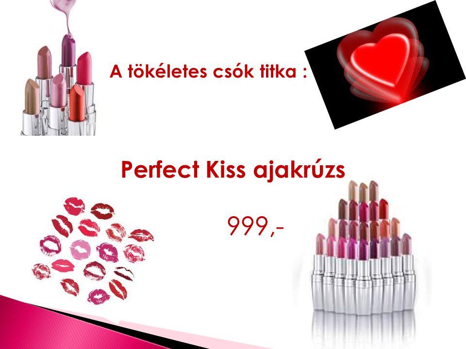 A tökéletes csók titka :