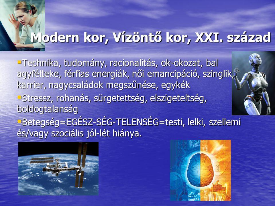 Modern kor, Vízöntő kor, XXI. század