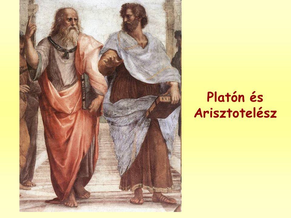Platón és Arisztotelész