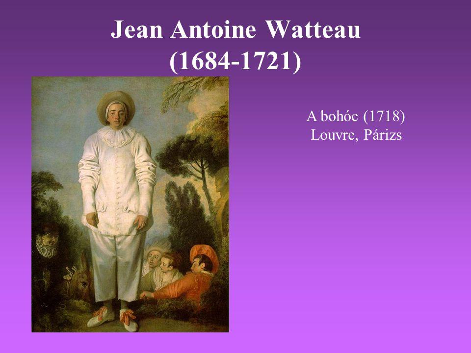 Jean Antoine Watteau (1684-1721)