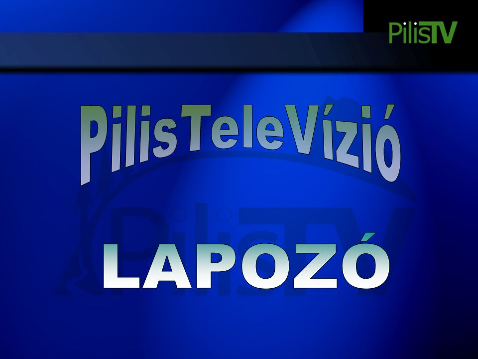 PilisTeleVízió LAPOZÓ