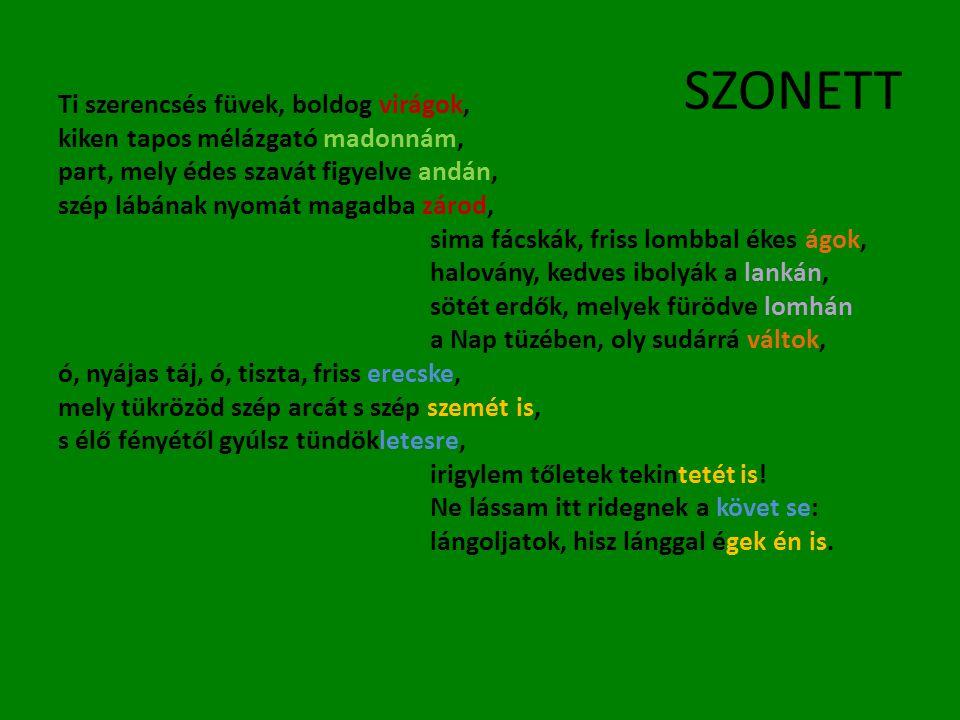 SZONETT