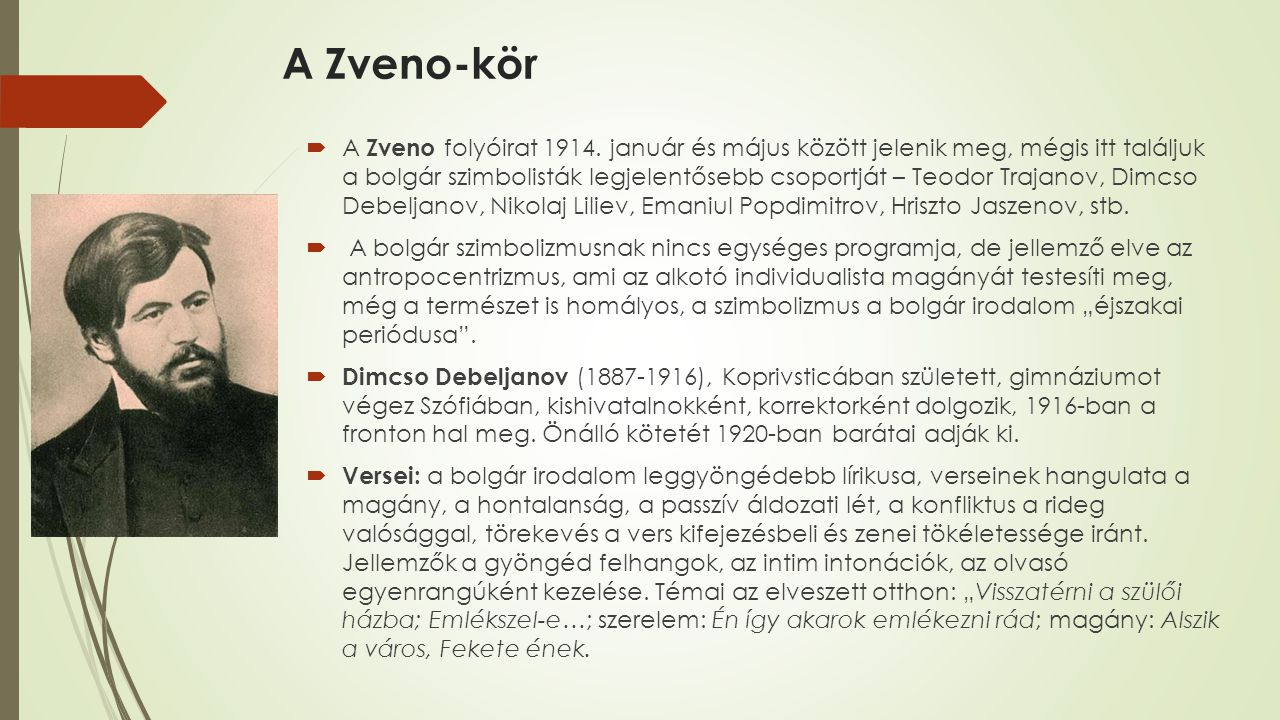 A Zveno-kör