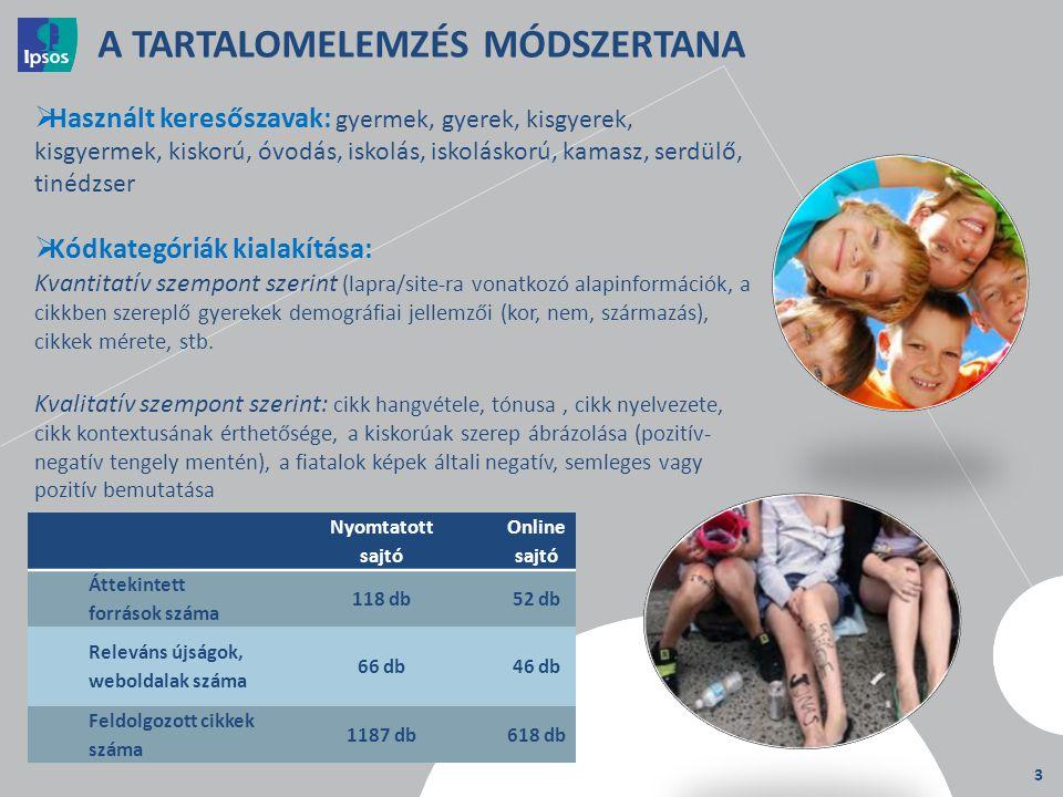 A TARTALOMELEMZÉS MÓDSZERTANA