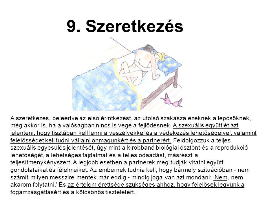 9. Szeretkezés