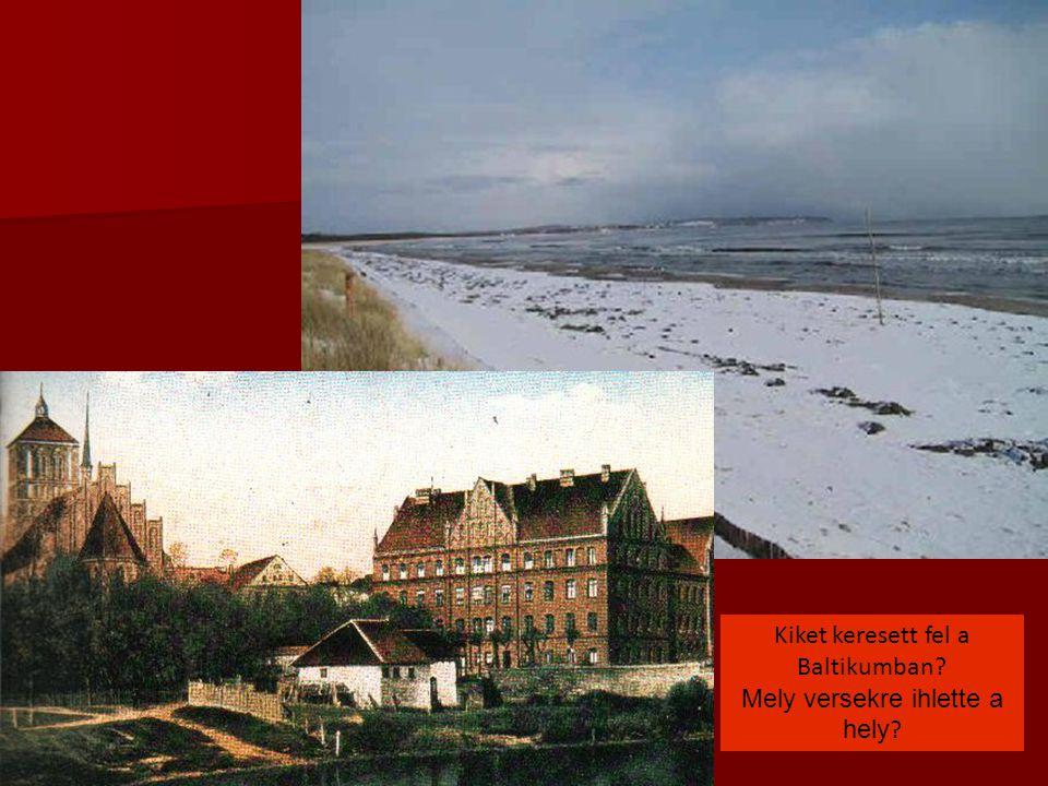Kiket keresett fel a Baltikumban Mely versekre ihlette a hely