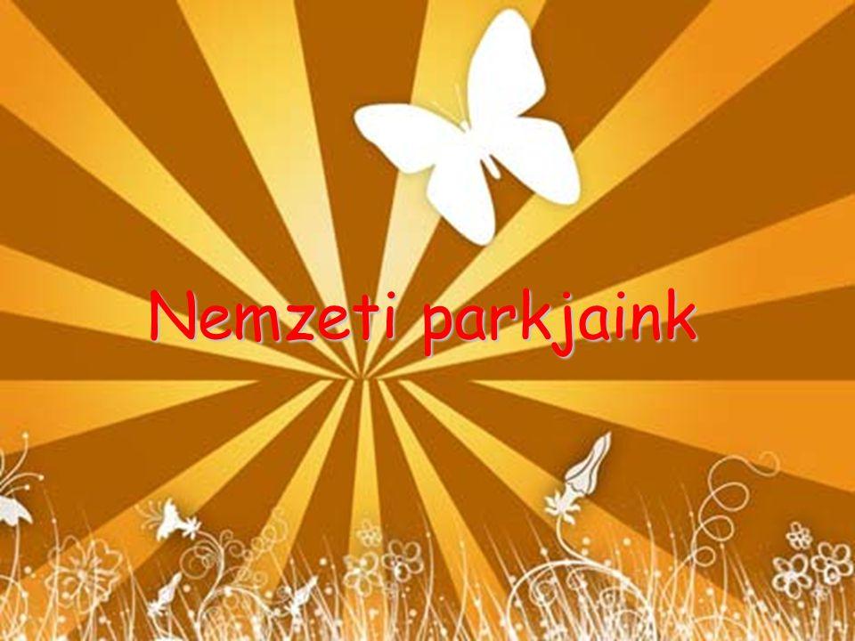 Nemzeti parkjaink Nemzeti parkjaink