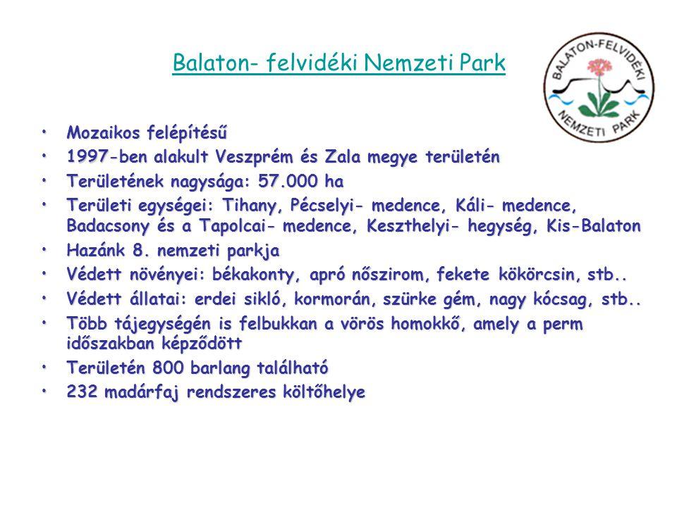 Balaton- felvidéki Nemzeti Park