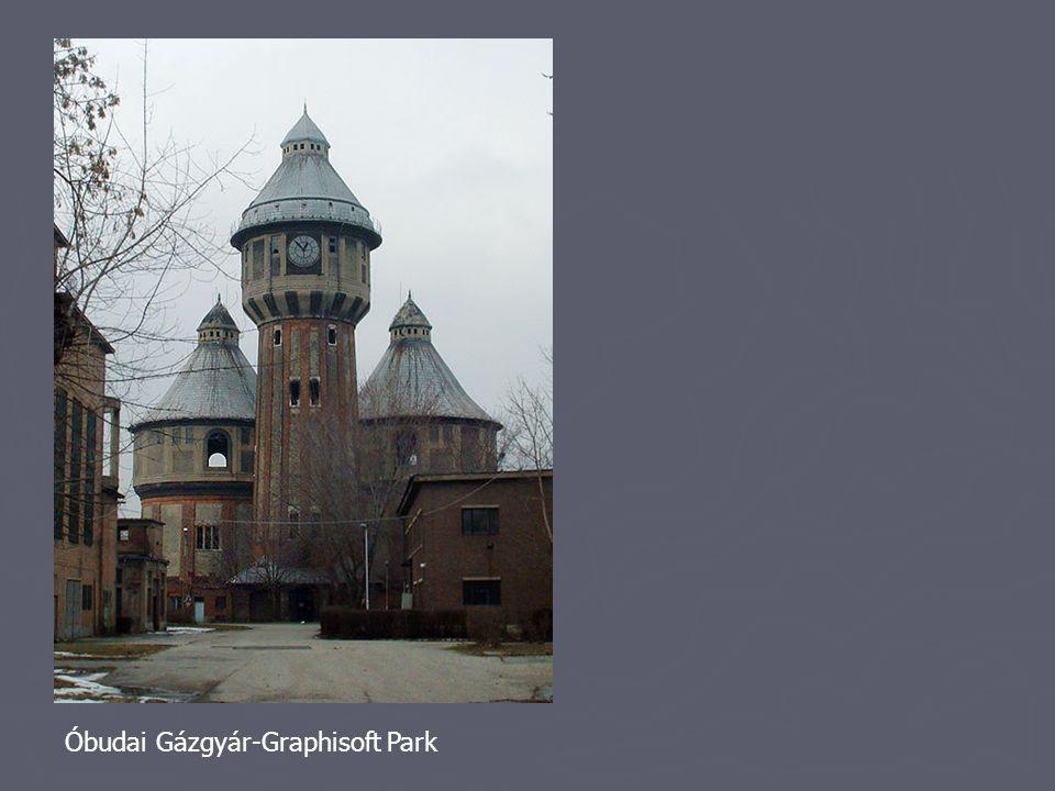 Óbudai Gázgyár-Graphisoft Park